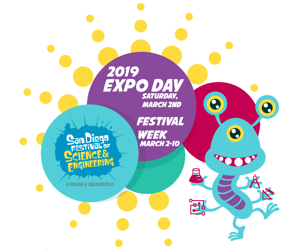 San Diego Festival of Science & Engineering 2019